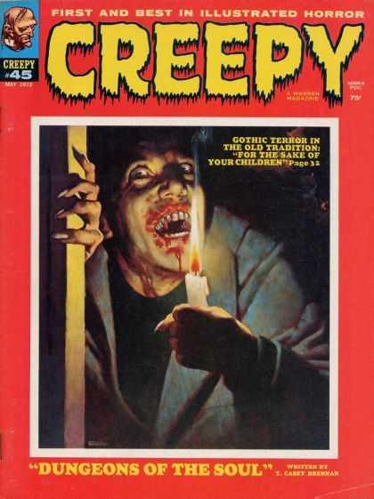 Creepy 45