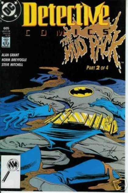 Detective Comics #605 (© DC Comics)