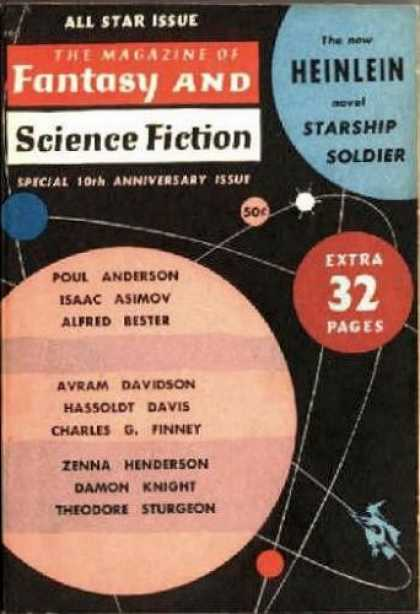 Fantasy and Science Fiction 101