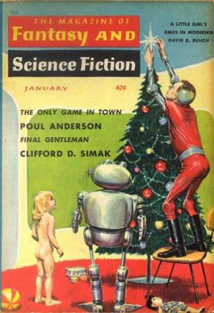 Fantasy and Science Fiction 104
