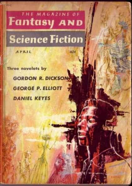 Fantasy and Science Fiction 107