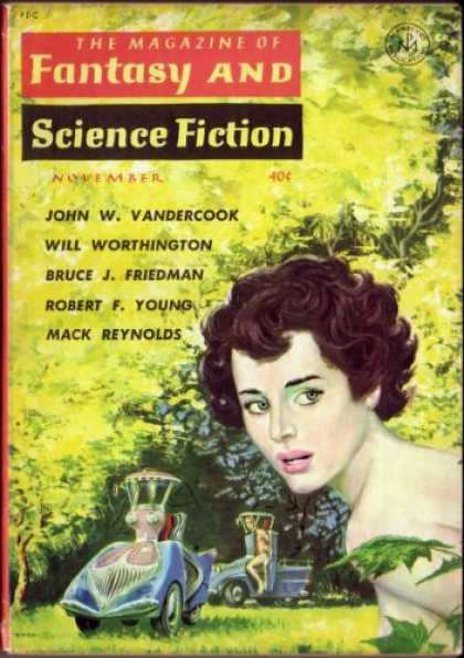 Fantasy and Science Fiction 114