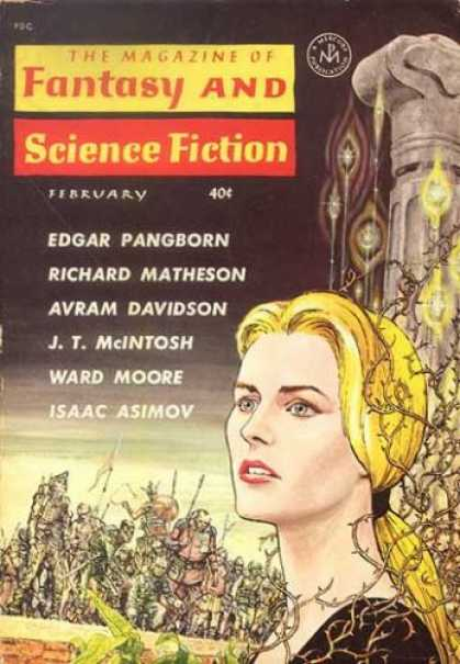 Fantasy and Science Fiction 129