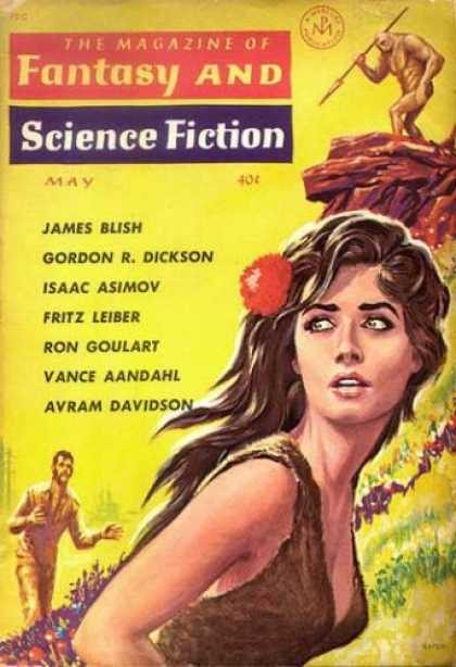 Fantasy and Science Fiction 132