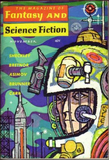 Fantasy and Science Fiction 138