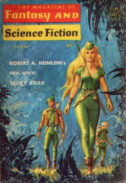 Fantasy and Science Fiction 146