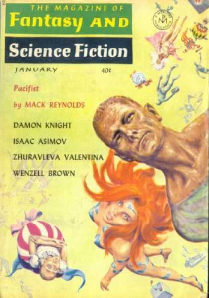 Fantasy and Science Fiction 152