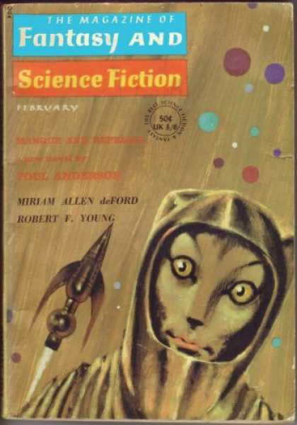 Fantasy and Science Fiction 165