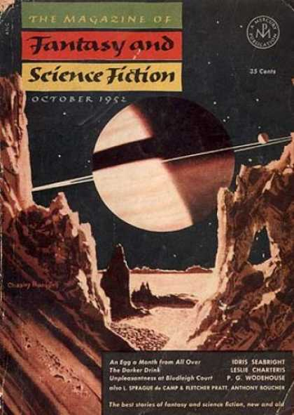 Fantasy and Science Fiction 17
