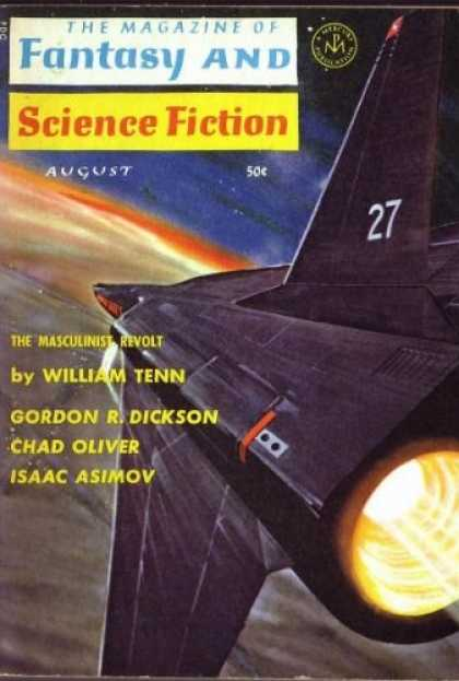Fantasy and Science Fiction 171