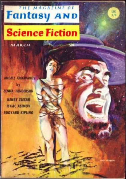 Fantasy and Science Fiction 178