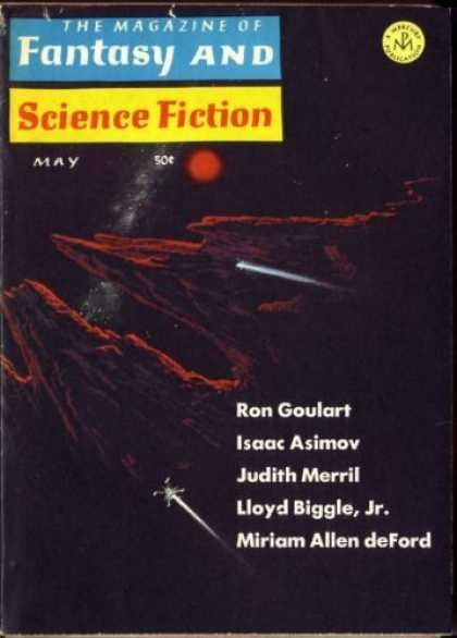 Fantasy and Science Fiction 180
