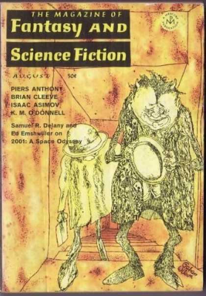 Fantasy and Science Fiction 207
