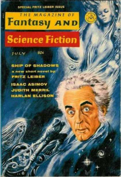 Fantasy and Science Fiction 218