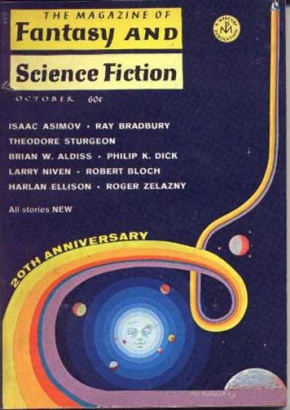 Fantasy and Science Fiction 221