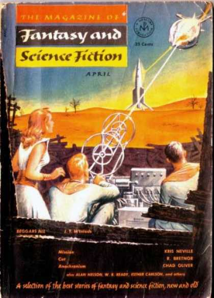 Fantasy and Science Fiction 23