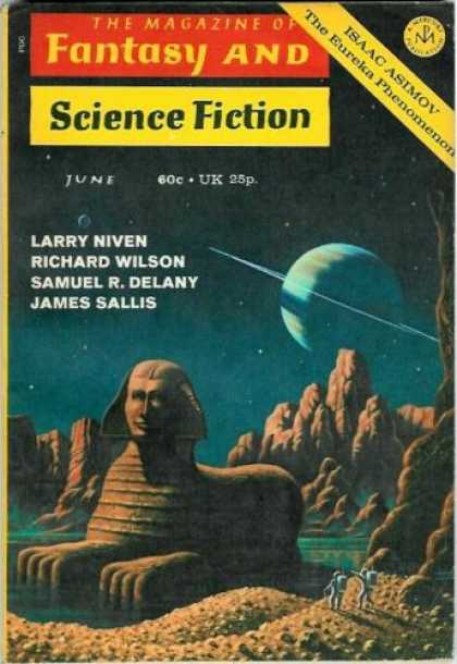 Fantasy and Science Fiction 241