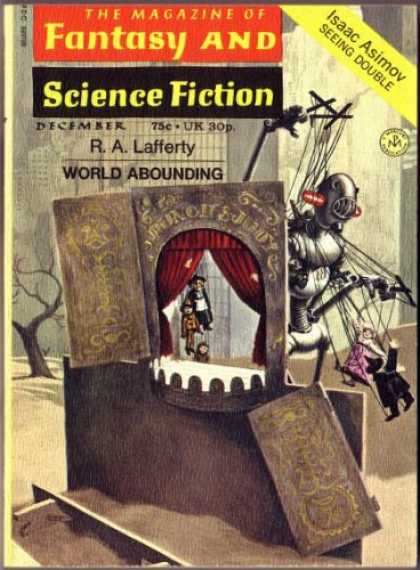 Fantasy and Science Fiction 247