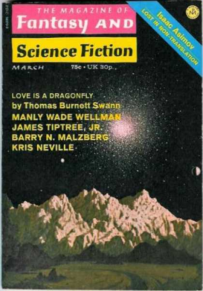 Fantasy and Science Fiction 250