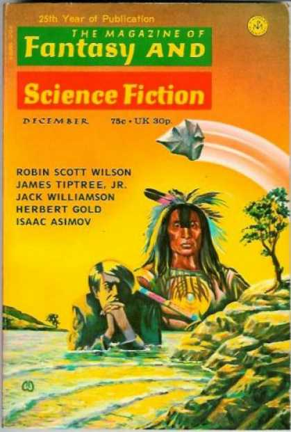Fantasy and Science Fiction 271