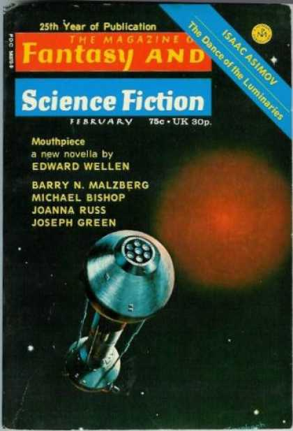 Fantasy and Science Fiction 273