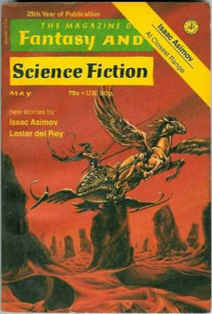 Fantasy and Science Fiction 276