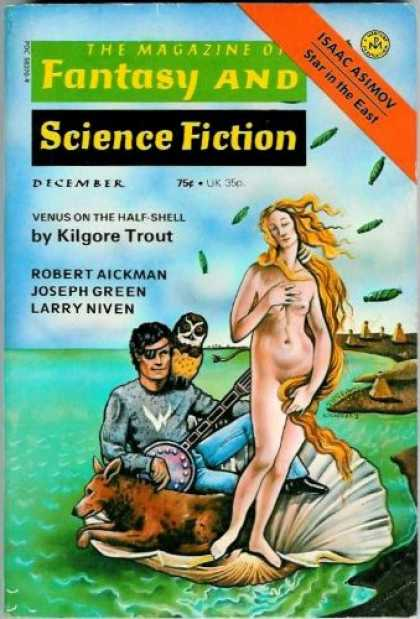Fantasy and Science Fiction 283