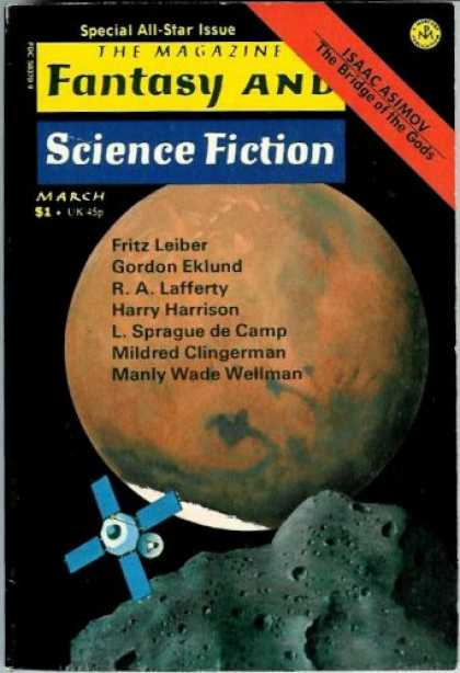 Fantasy and Science Fiction 286