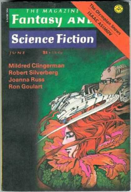 Fantasy and Science Fiction 289