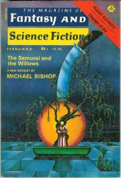 Fantasy and Science Fiction 297