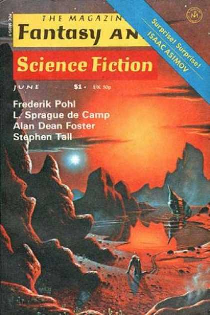 Fantasy and Science Fiction 301