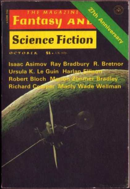 Fantasy and Science Fiction 305