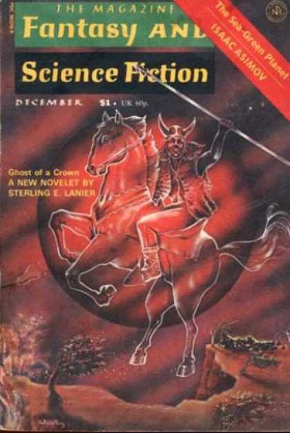 Fantasy and Science Fiction 307