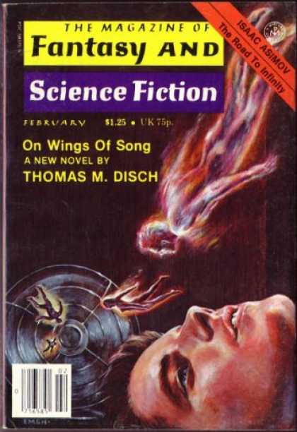 Fantasy and Science Fiction 333