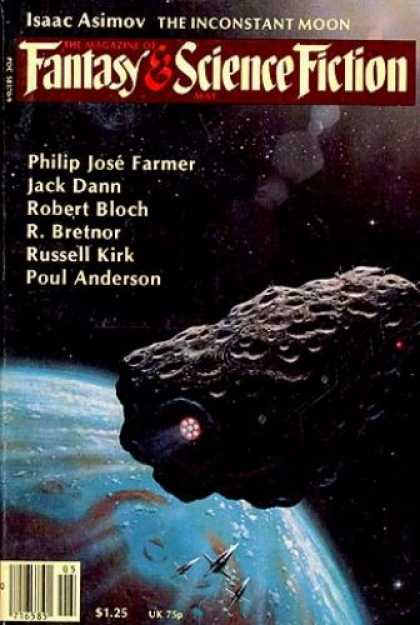 Fantasy and Science Fiction 336