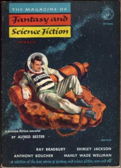 Fantasy and Science Fiction 34