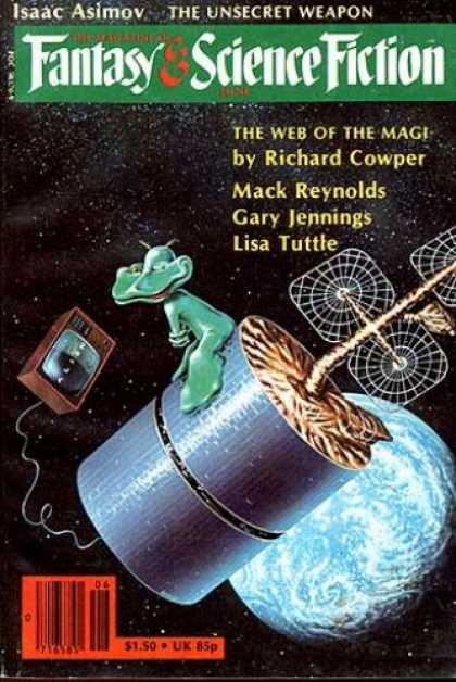 Fantasy and Science Fiction 349