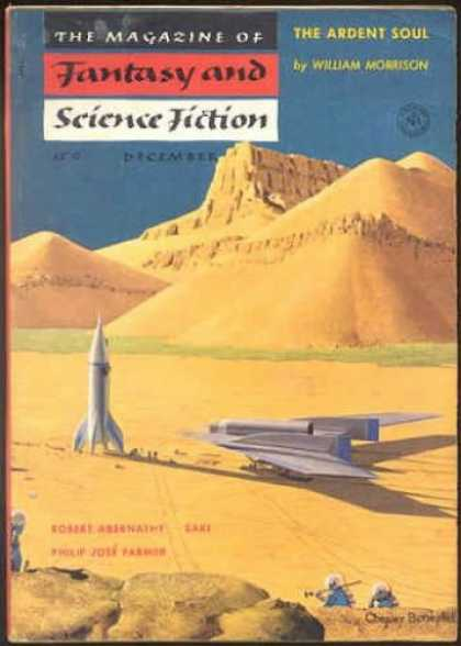 Fantasy and Science Fiction 43