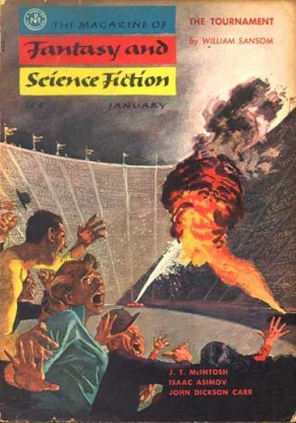 Fantasy and Science Fiction 44