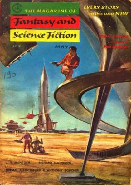 Fantasy and Science Fiction 48