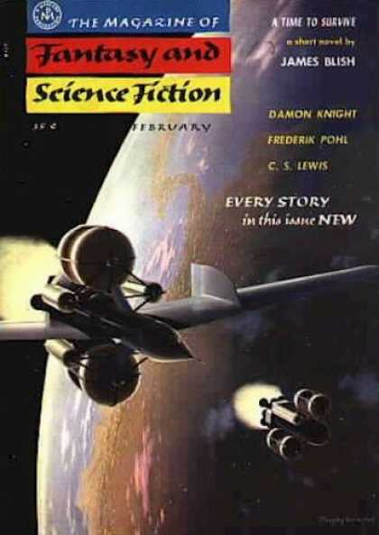 Fantasy and Science Fiction 57