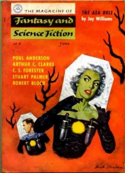 Fantasy and Science Fiction 61