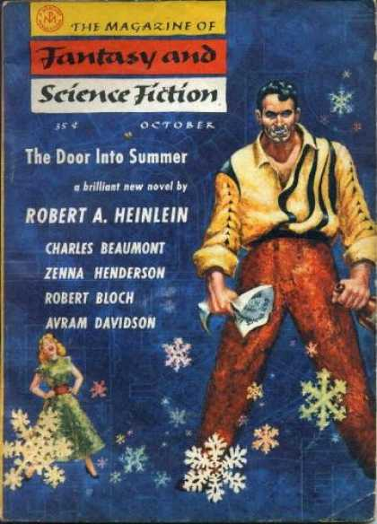 Fantasy and Science Fiction 65