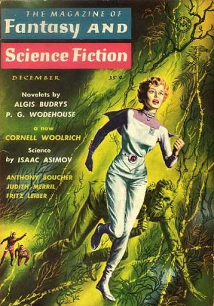 Fantasy and Science Fiction 91