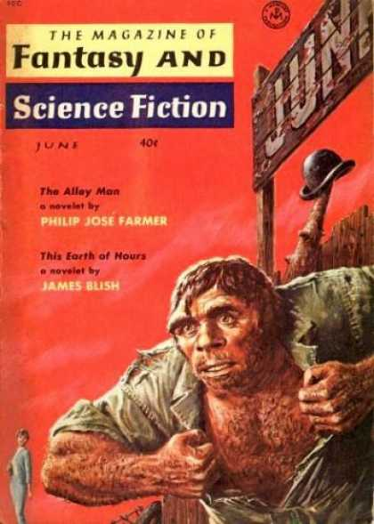 Fantasy and Science Fiction 97