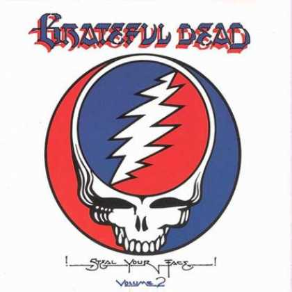 Grateful Dead - Grateful Dead Steal Your Face - Vol. 02