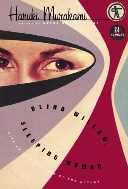 Greatest Book Covers - Blind Willow, Sleeping Woman
