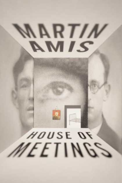 Greatest Book Covers - House of Meetings