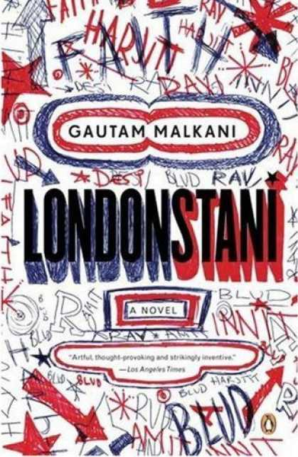 Greatest Book Covers - Londonstani