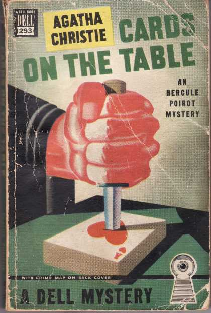 Greatest Book Covers - Cards on the Table